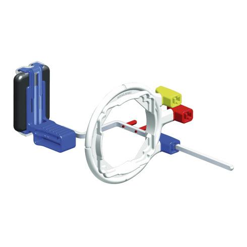 Porte-Capteurs XCP-DS Fit - Le Kit CoMPlet