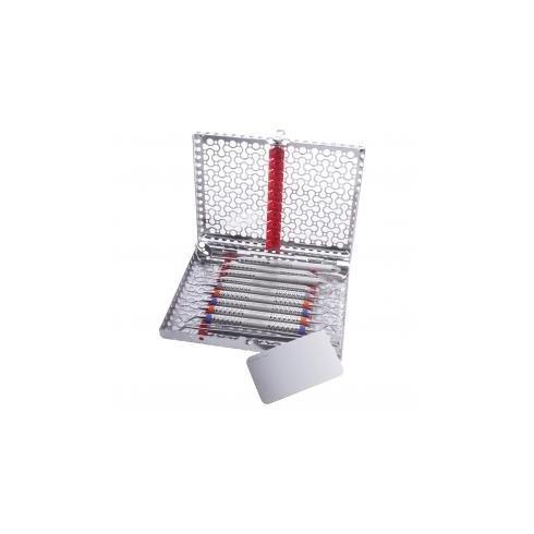 Bagues de codification - La boîte
