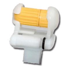 Vibracap 400M - Le Couple de Fourchette en Plastique