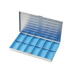 Cassettes à compartiments - La cassette 12 compartiments