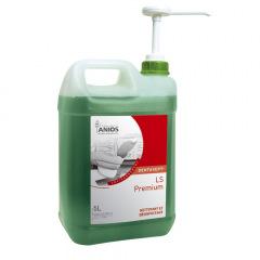 Dentasept LS Premium - Le Bidon de 5 litres avec Pompe