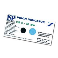 Indicateurs de stérilisation ISP Prion - La boîte de 250 indicateurs