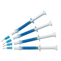 Etch-Rite - Le kit de 4 seringues de 1,2 ml + 8 embouts aiguilles