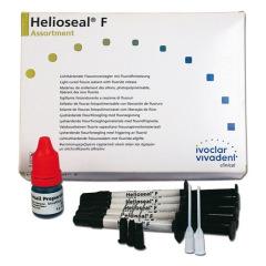 Helioseal F - La seringue 1,25 g + accessoires