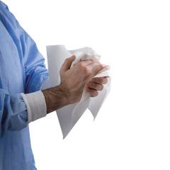 Essuie-mains stériles - Le carton de 50 pièces