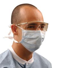 Masques Advantage Surgical Tie- On - La boîte de 50 Masques bleus