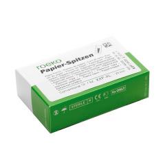 Cônes de papier conventionnelles - La boîte de 180 Cônes