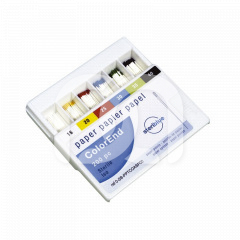 Cônes de papier ColorEnd ISO - La boîte de 200 Cônes