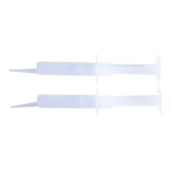 Seringue à élastomère - La boîte de 50 seringues