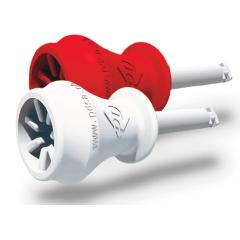 Cupules ProphyCups Snow et Fire - La boite de 8 cupules