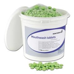 Comprimés dentifrice - La boîte de 1 kg environ 2400 comprimés