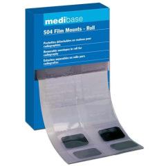 Pochettes porte-films en rouleaux - La boîte de 504 pochettes
