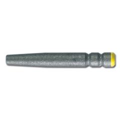 Tenons cylindro-coniques en titane sablé - La recharge de 20 tenons