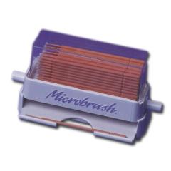 Mini brossettes jetables Microbrush Plus - La boîte de 400 brossettes Microbrush Plus