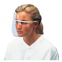 Visière protection totale Protocam - Le lot de 5 visières avec 1 monture