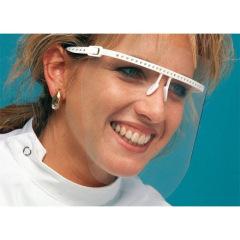 Vista-Tec ultra léger - Le coffret éco Vista-Tec monture bleue / transparente