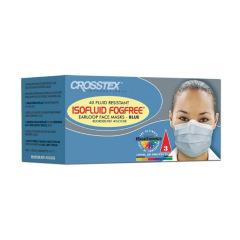 Masques Isofluid Fog Free - La boîte de 40 masques bleus