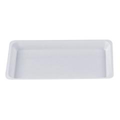 Plateaux sans compartiments - Le carton de 400 plateaux 20 x 15 cm