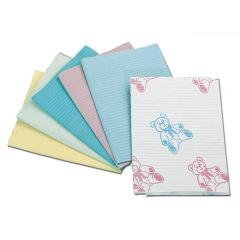 Serviettes - La boîte de 500 serviettes