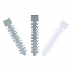 Ligatures élastiques sur sticks - Le paquet de 45 sticks de 22 ligatures
