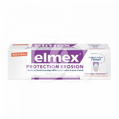 Dentifrice Elmex Protection erosion dentaire - Le tube de 75 ml