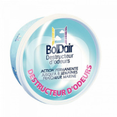 Boldair Gel Destructeur d'odeur - Le pot de 300 ml