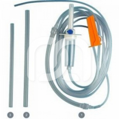 Tubes d'irrigation S600 - Le sachet de 10 tubes